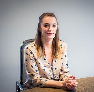 Claire Chevallier, collaboratrice Office Thiénot & Associés, Notaires à Reims